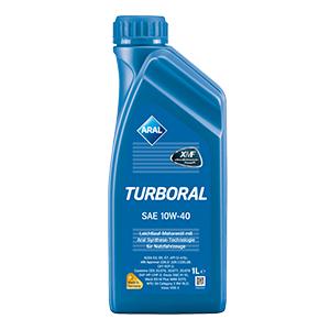 Aral Turboral SAE 10W-40